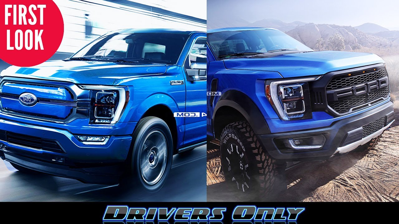 5 / 5 Ford F-5 Electric and Raptor Revealed!