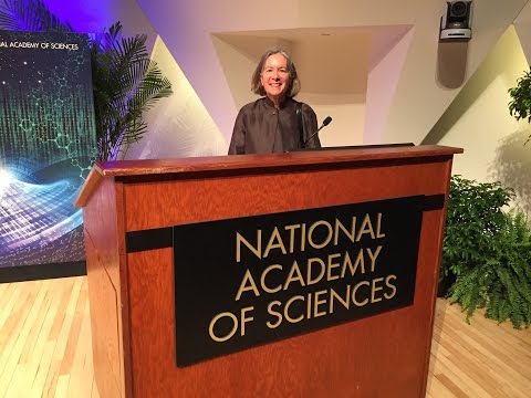 Elsa M. Redmond National Academy of Sciences Induction Ceremony