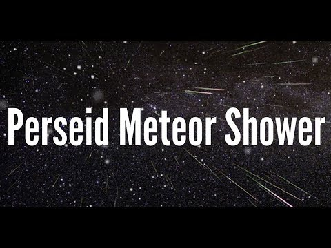 Perseid Meteor Shower | 12th Aug 2017 | P-VLOG #10 |  TRUTH behind no night on 12 August