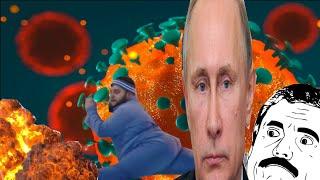 Когда Путин продлил карантин Россия: ( мем смешно)