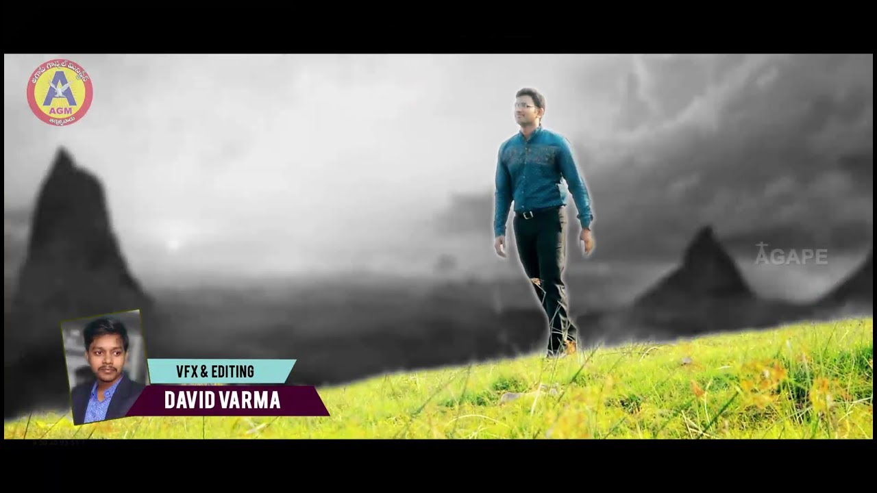 Making of Gadachina Kaalamantha Latest Christian Song    JD    David Varma   Agape