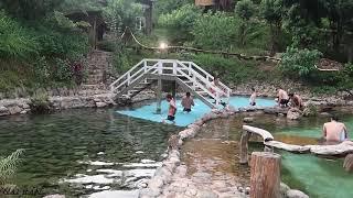 Khám phá suối nước nóng Trạm Tấu - Yên Bái | Đẹp quên lối về