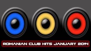 Romanian Club Hits January 2014