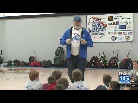 Eric Wedge Returns To Fort Wayne To Host Baseball Camp On 1/28/17