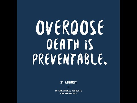 Floyd Police, FAD Share Podcast for International Overdose Awareness Day