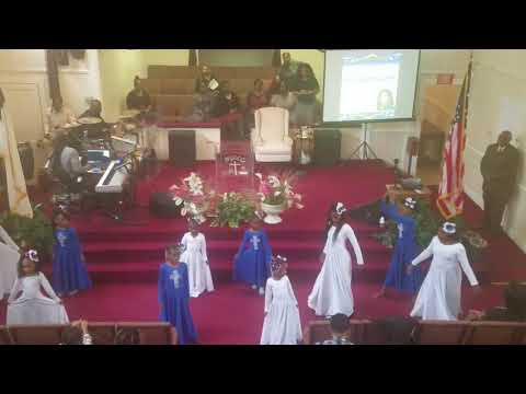 No Greater Love Sunago Youth Dance Ministry