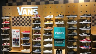 Vans Store Marquee Mall Tour! - YouTube