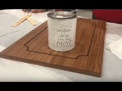 How To Paint Laminate Cabinets With Chalk Based Paint Ace Hardware