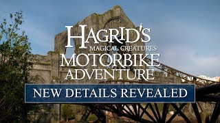 New Details Revealed for Hagrid's Magical Creatures Motorbike Adventure