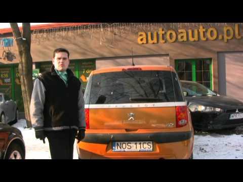 PEUGEOT 1007 Autoauto.pl