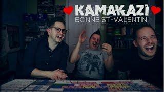 Kamakazi - Bonne Saint-Valentin! (Vidéoclip Officiel)