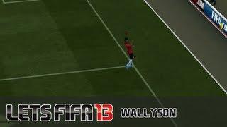"""Let's FIFA 13 """"Wallyson"""" Episode 56"""