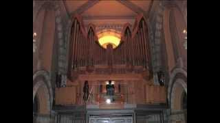 "Buxtehude ""Praeludium und fuge"" g-moll / Luigi Chiarizia, orgel"