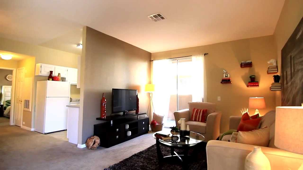 Summer Winds Apartments Las Vegas | One Bedroom Model Tour | Ovation  Property Management   YouTube