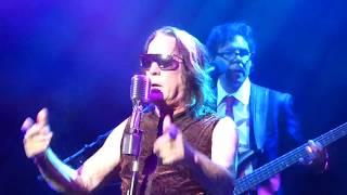 """Todd Rundgren """"Hello It's Me"""" (Baltimore, MD 8/7/2017) HQ"""