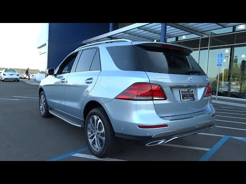 2016 Mercedes-Benz GLE Pleasanton, Walnut Creek, Fremont, San Jose, Livermore, CA 16-2245