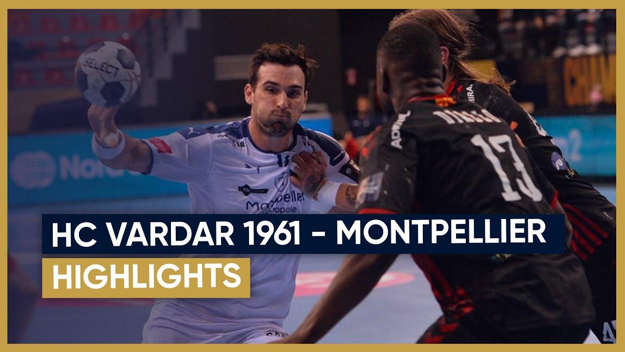Download HC Vardar 1961 - Montpellier : HIGHLIGHTS ⎮Handball EHF Champions League