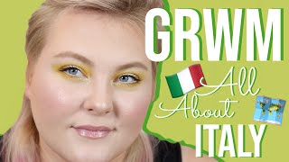 GRWM: All About My Trip To Italy (Pics & Videos Included!) | Lauren Mae Beauty