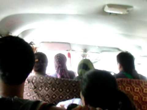 On a Jeep to Tatopani (Day12 of Trekking)