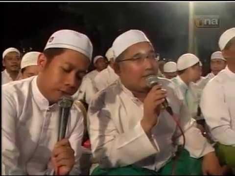 Ya Rosulallah Versi Langgam Jawa - Ahbabul Musthofa ft Habib Syech Assegaf