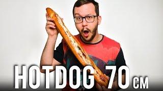 HOT DOG 70 CM #Tłustyczwartek