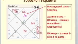 Танита Тали  Астро прогноз для Украины, гороскоп Украины