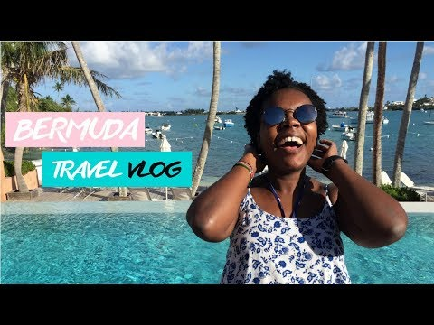 ITS VERY EXPENSIVE HERE | BERMUDA TRAVEL VLOG