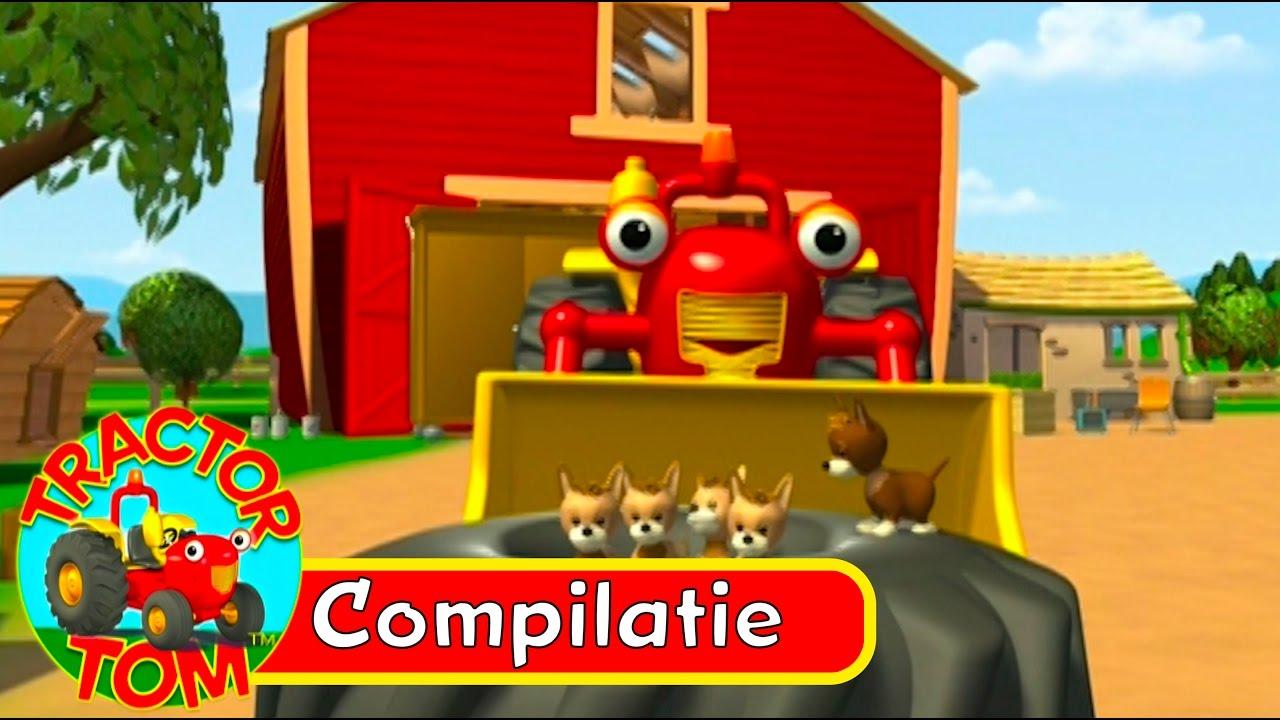 Tractor tom compilatie 3 nederlands youtube - Tracteur tom avion ...