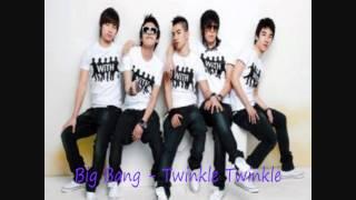 Big Bang - Twinkle Twinkle☆彡