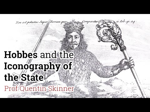 Hobbes and the Iconography of the State | Professor Quentin Skinner