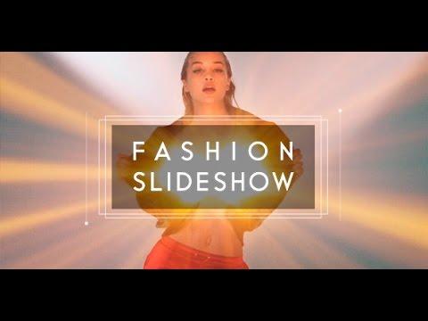 Fashion Slideshow ( After Effects project ) ★ AE Templates