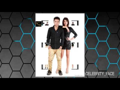 Celebrity Face Model Prince Sharma's PhotoShoot with Martina Mtv splitsvilla 9