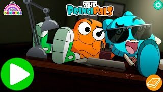 The Amazing World of Gumball - The PrinciPals - Making Bad Choices [Cartoon Network]