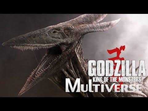 RODAN Multiverse Film - World of Godzilla