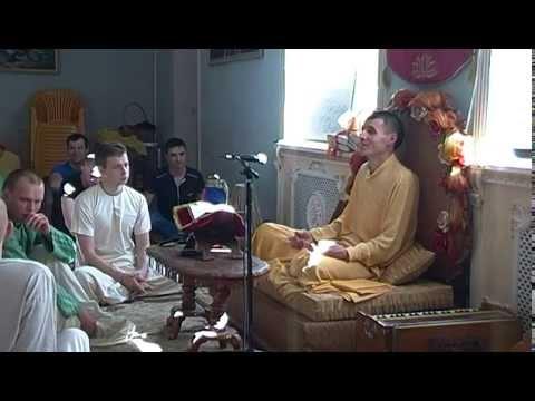 Шримад Бхагаватам 3.6.1 - Вальмики прабху