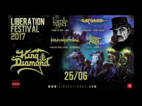 King Diamond - São Paulo / Brasil - 25/06/2017 - (Full Concert) (HQ Audio)