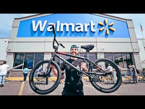 $99 Walmart BMX