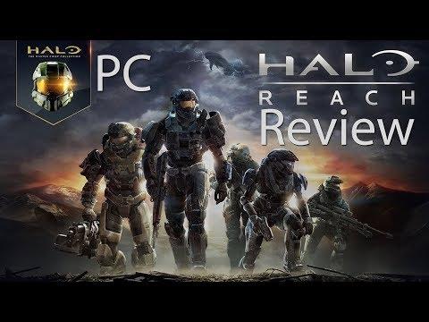 Halo Reach PC Gameplay Review Halo MCC Enhanced
