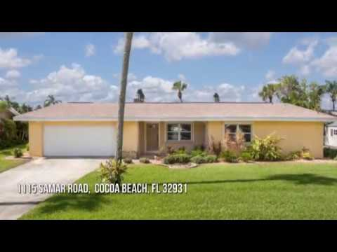CENTURY 21 Ocean: Home For Sale-1115 Samar Rd, Cocoa Beach, FL 32931