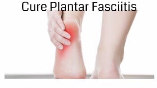 How I cured my plantar fasciitis- Running Tip 5