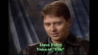Video Dave Foley as Flik download MP3, 3GP, MP4, WEBM, AVI, FLV April 2018