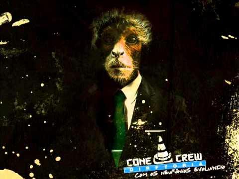Cone Crew Diretoria - Calma na Alma (Letra)