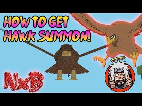 How To Unlock HAWK SUMMONING (Samurai Bridge Location)   Naruto RPG: Beyond