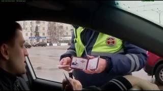 ДПС. Тверь. Развод за пешехода(, 2015-04-20T12:30:54.000Z)