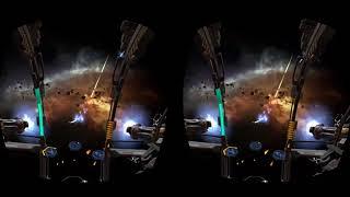 Gunjack 2- Oculus Go- 3D