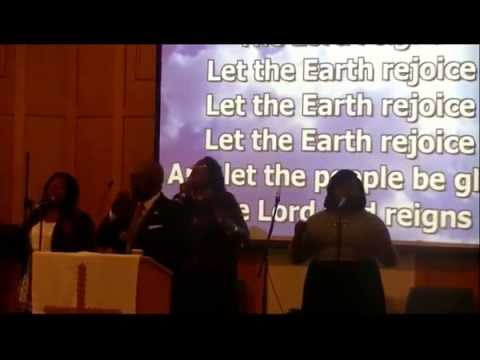 The Lord Reigns Let The Earth Rejoice - Rayon Whyte