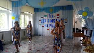 Узбекский танец Нозли гулим)