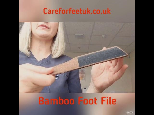 Biodegradable Foot File