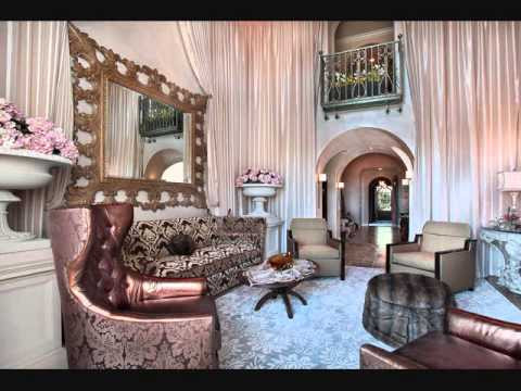 Beverly Hills Luxury Home Interiors.wmv