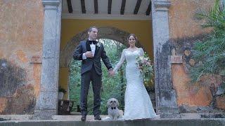 HACIENDA UAYAMON WEDDING | THELMA & DINO